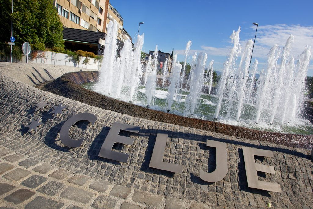 Bucket List to take with in Celje
