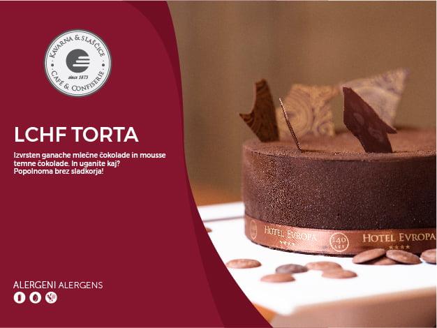 LCHF torta 8-10 kosov (33,60€)