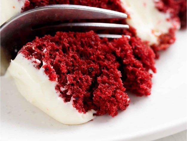 Red Velvet biskvit